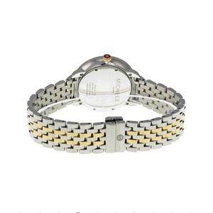 Michele Accessories - Michele 2 Tone Serein 16 W/ diamonds